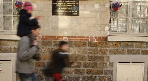 robert gostanian,rue tlemcen,rue ramponeau,rue ramponneau,déportation,enfants juifs déportés