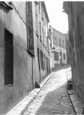 bienvenu mérino, exil, vieux métiers, frédérick tristan, réfugié de nulle part, paris, vieux paris, belleville, ménulmontant,  rue du pressoir, passage des mûriers, rue piat,